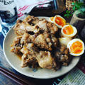 手羽元レシピ色々~♪と、お酢の力でほろほろ染み旨❤️手羽元と卵のさっぱり煮♪