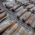ショコラブラン パン作り(コーヒータイムにパリブレスト。。)