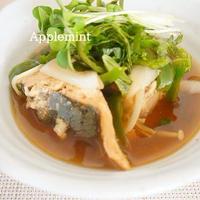 【缶詰レシピ】鮭水煮缶の南蛮漬け