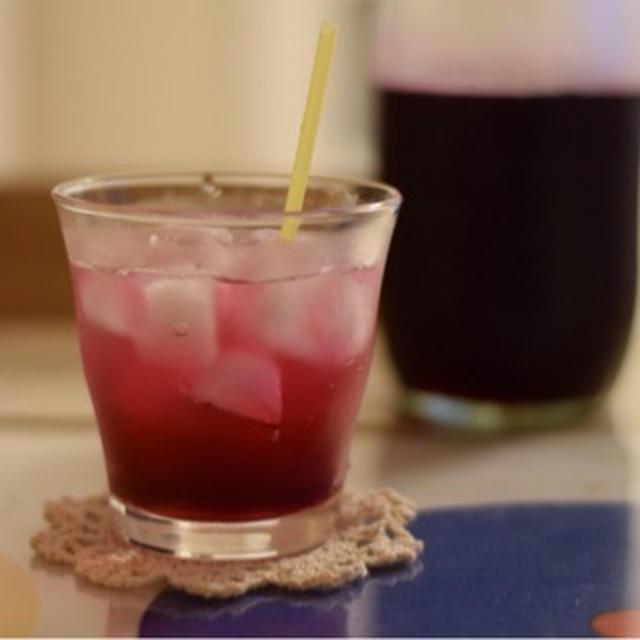紫蘇ジュースレシピ