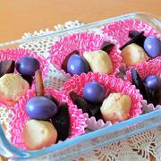 紫にんじんとうずらの卵を炊いたら‥ビックリ色に!