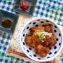 簡単!混ぜて揚げるだけ*もやしのカリカリジューシーなミンチカツ風&お弁当フォト