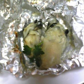 (レシピ)牡蠣のマヨ味噌チーズ焼き