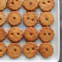メープルシナモンクッキー