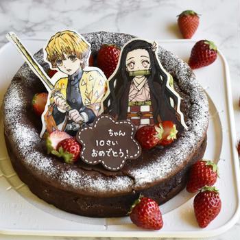 きめつのケーキ!その2