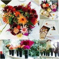 ■花と料理で楽しむ♪ハッピーハロウィン講座♡