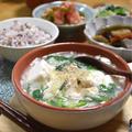 【レシピ】豆腐と白菜のそぼろ餡かけスープ#おかずスープ#ヘルシー#簡単#具だくさん#ダイエット