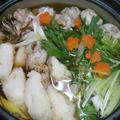 ご飯がたくさん余ったら・・・手作りきりたんぽでお鍋☆