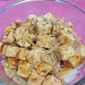 麻婆豆腐麺