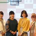 ゲストは優木まおみさん『クッキングアートサイト美膳』お披露目会❤️バレンタインテーブルがキュート