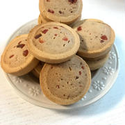 【試作シリーズ】イチゴで可愛いアイスボックスクッキーを作りたかったけど〜・・・(T . T)