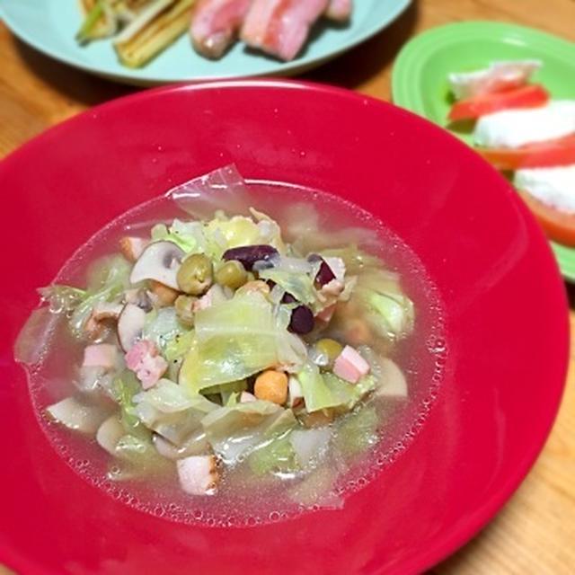 ☆具沢山の野菜スープ