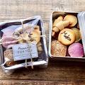 クッキー缶作り★撮影★クッキーレシピ★きょうの料理新連載