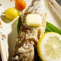 ■和食【ヤマメの塩焼き レモンバター】絶品でした^^♪