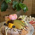 小学一年生でも作れるよ!!エンゼル型でバースディーケーキ ♪♪ by pentaさん