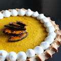 Pumpkin Pie with Walnuts Pastry by hannoahさん