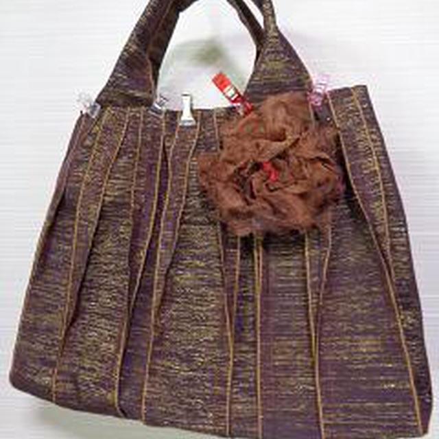 ◆畳へりバッグ①◆