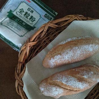 【ちょりママさんと作る小麦まるごと全粒粉レシピオンラインイベント  】に参加しました♪
