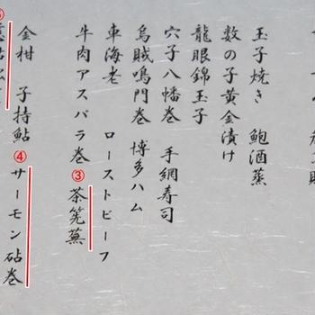 新春お年玉企画*クイズ解答*