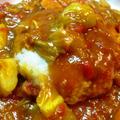 ホールトマトでヘルシー満点!ごろっと野菜のチキントマトカレー by vidaさん