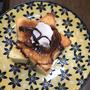 もちもちホットケーキVSふんわりホットケーキ(ホットケーキミックス)
