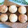 【簡単!袋deもみもみ♪1 hour bread(ワンアワーブレッド)】練乳テーブルパン