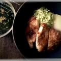 ボリューム満点♪生姜の香り焼き~の豚丼 by 笑さん