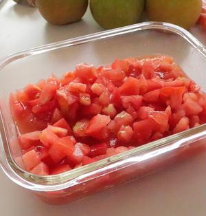 作り置き*簡単美味しい調味料!塩トマト