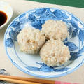 簡単にできるおいしい中華!もち米シュウマイ(肉団子)のレシピ