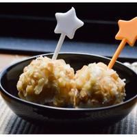 鉄板の美味しさ♪ 『クルミのクリームチーズボール』