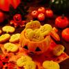 ジャックランタンかぼちゃクッキー