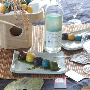 中秋の名月と発酵食