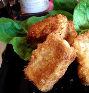 高野豆腐フライ