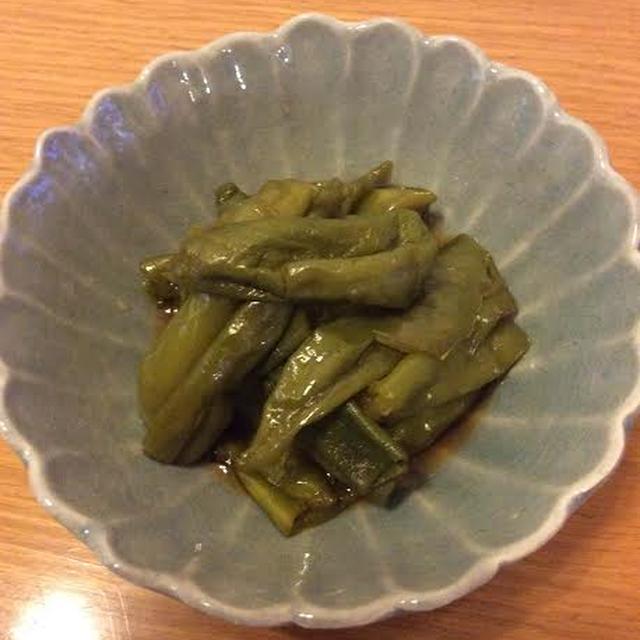 【簡単】おつまみ♡万願寺とうがらし煮