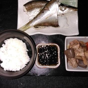 おばちゃんの手抜き10分和食