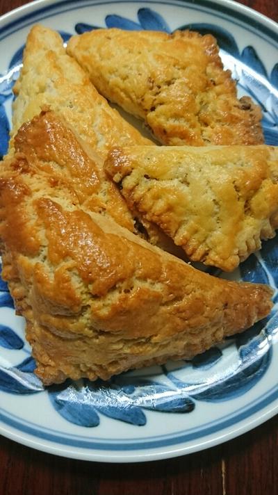 米粉生地で美味しいミートパイ