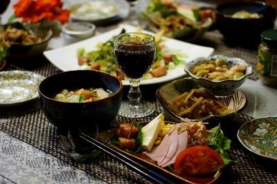 ■続・居酒屋メニュー【全貌編と④レンコン入り切干大根の甘辛炒め煮】です♪