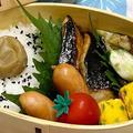 【お弁当】お弁当作り/ワンパン弁当/ぶりの照り焼き