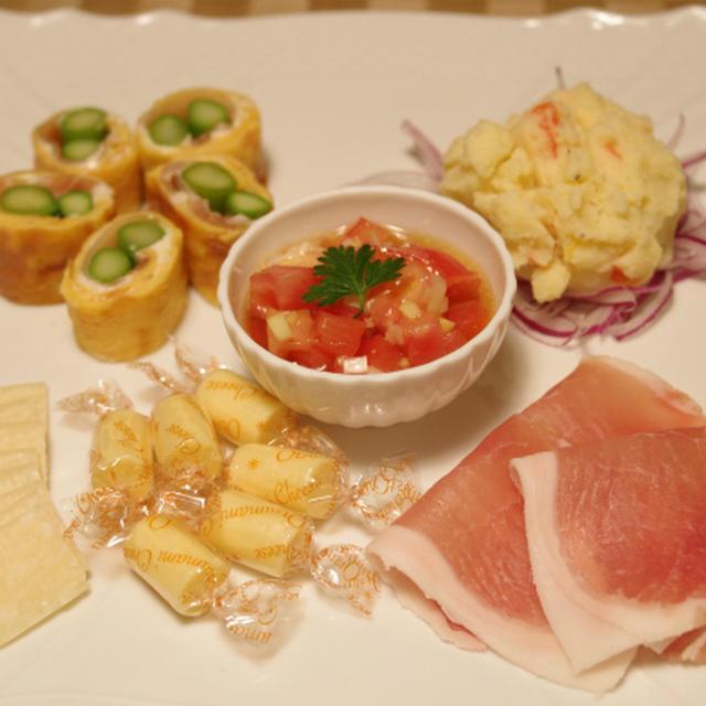 マグレ鴨のグリエ と 車海老のスープ