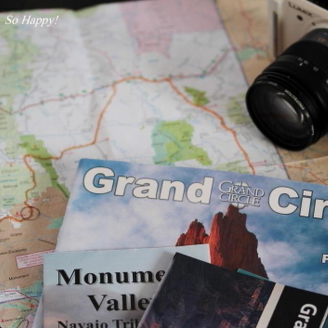 The Grand Circle 1 -Zaion National Park-