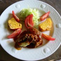 日本食研「ハンバーグ作りセット」レシピモニター投稿です