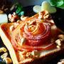 旬の食材をのっけちゃおう♪試してみたい「秋のスイーツトースト」5選
