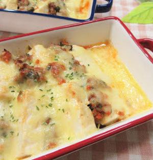 簡単美味しい♡豆腐の和風ラザニア/くらしのアンテナ掲載感謝です。