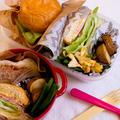 【レンジで!】容器一個で作れるハンバーグでハンバーガーのお弁当