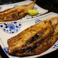 秋刀魚の肝焼き by きばなさん