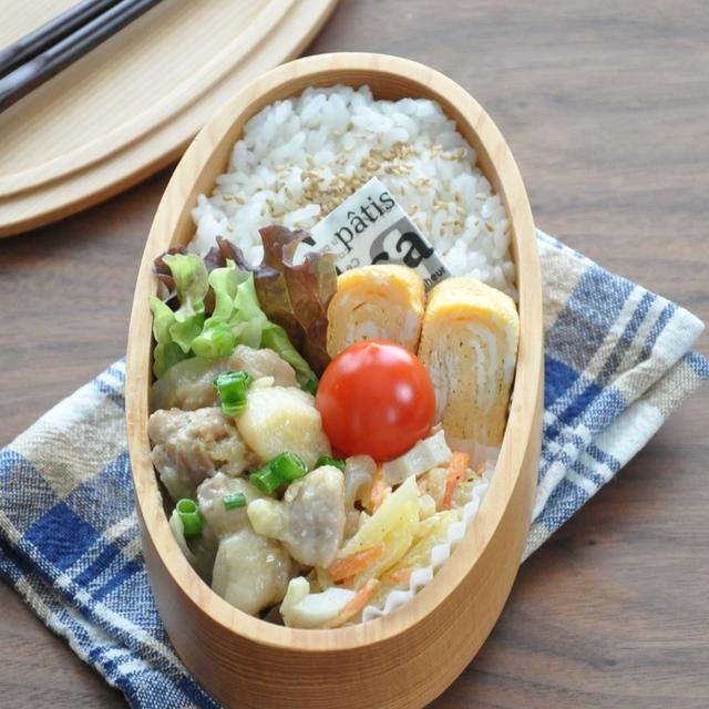 """【お弁当おかずレシピ】みそチーズ×鶏肉の""""絶品おかず"""" ごはんがすすむお弁当"""