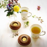 お月見タルト de 十五夜Tea time。。。