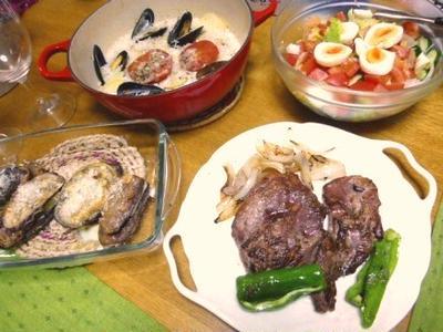 こんがり・ほっくり、じゃがいもが美味しい!南イタリア・プーリア風炊き込みご飯「じゃがいもとムール貝、お米のティエッラ」