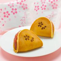 美味しいお菓子 春期限定品「花のつばらつばら」(鶴屋吉信)