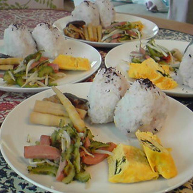 夏休みのワンプレート☆簡単!お昼ごはん。